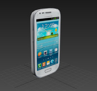 3d samsung galaxy mini