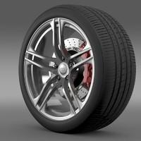 Audi R8 GT wheel