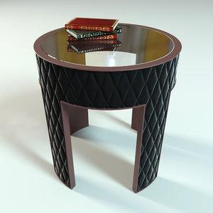 3d max coffee table medea mobilidea