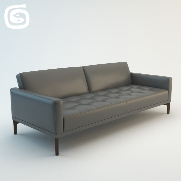 3d model joyce sofa