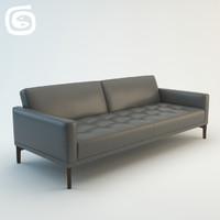 3d model joyce sofa