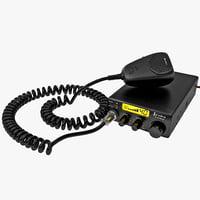 compact mobile cb radio max