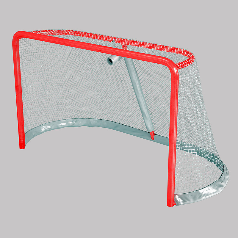 3ds max ice hockey goal