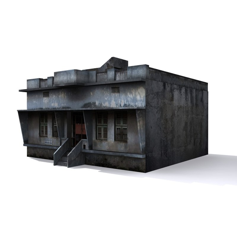 Indian 3d home model