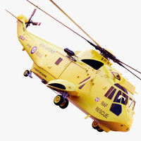 sikorsky hara sea king d obj