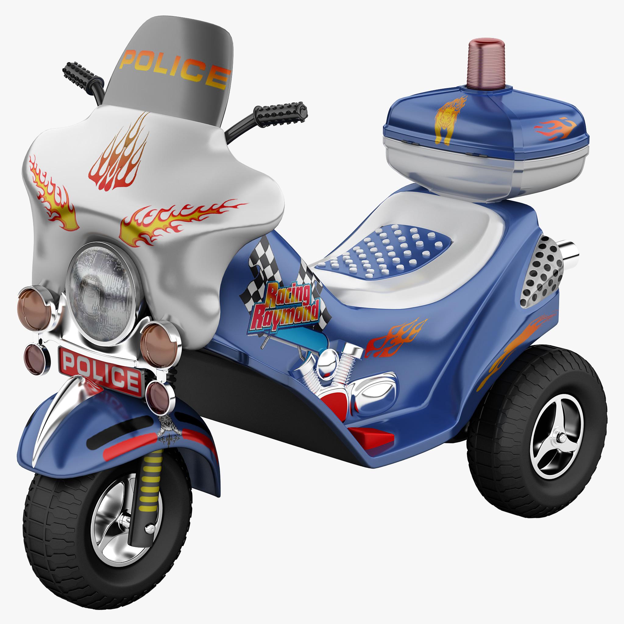 3ds toy bike