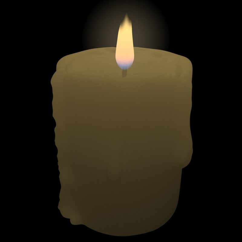 max candle realistic