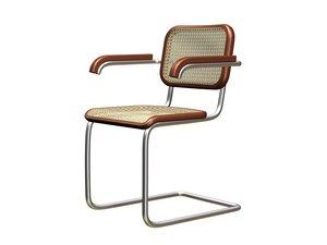 b64 armchair 3d max