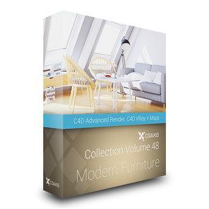 cinema4d volume 48 furniture