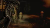 3d model h r giger alien