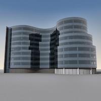Modern Building 050