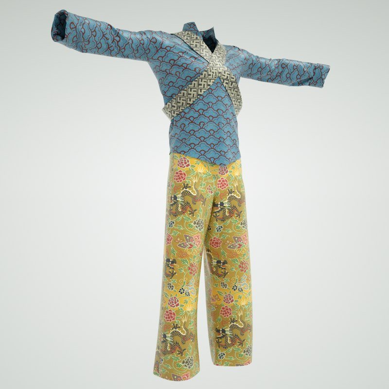 tin soldier outfit obj