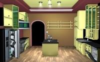 appliances 3d model