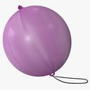 Punching Baloons 3D models