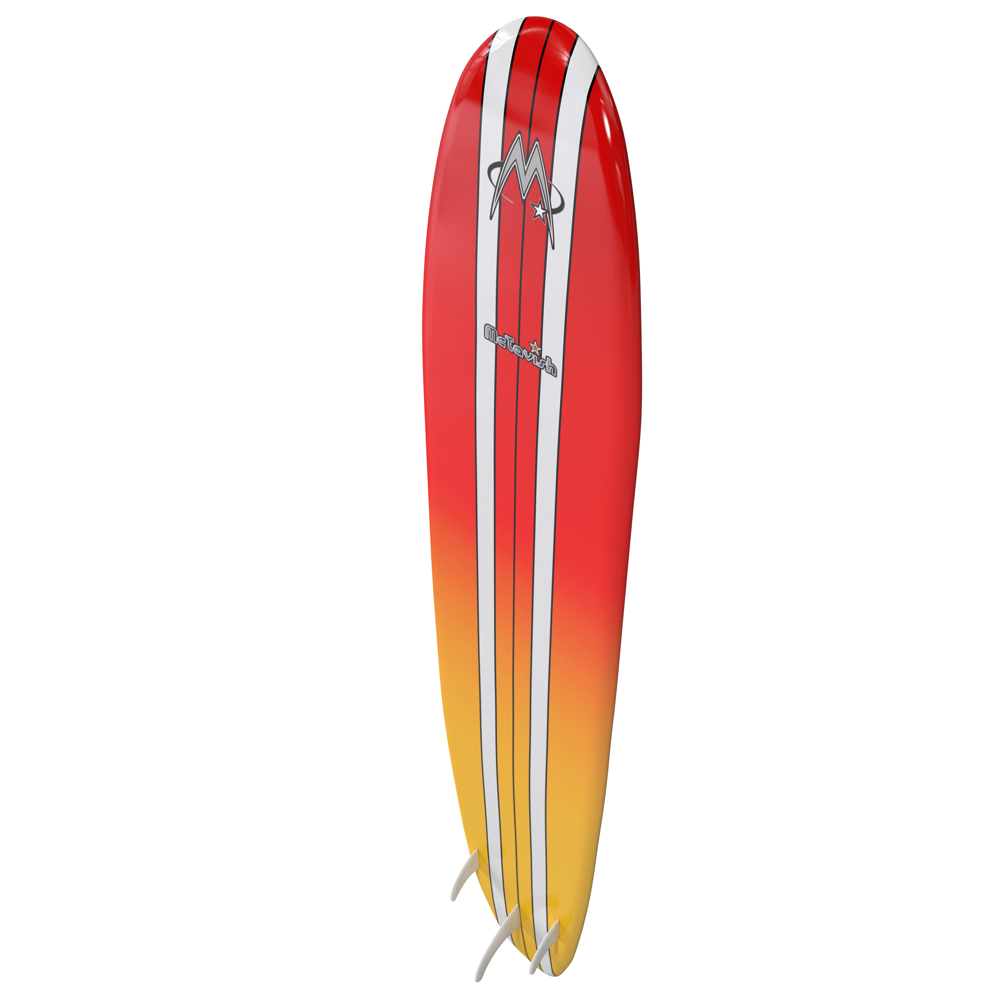 surfboard mctavish c4d