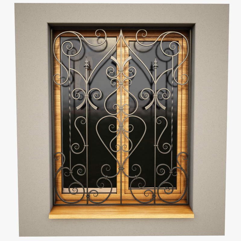 Decorative Security Grilles For Windows Decorative Security Grilles For Windows Decorating Ideas