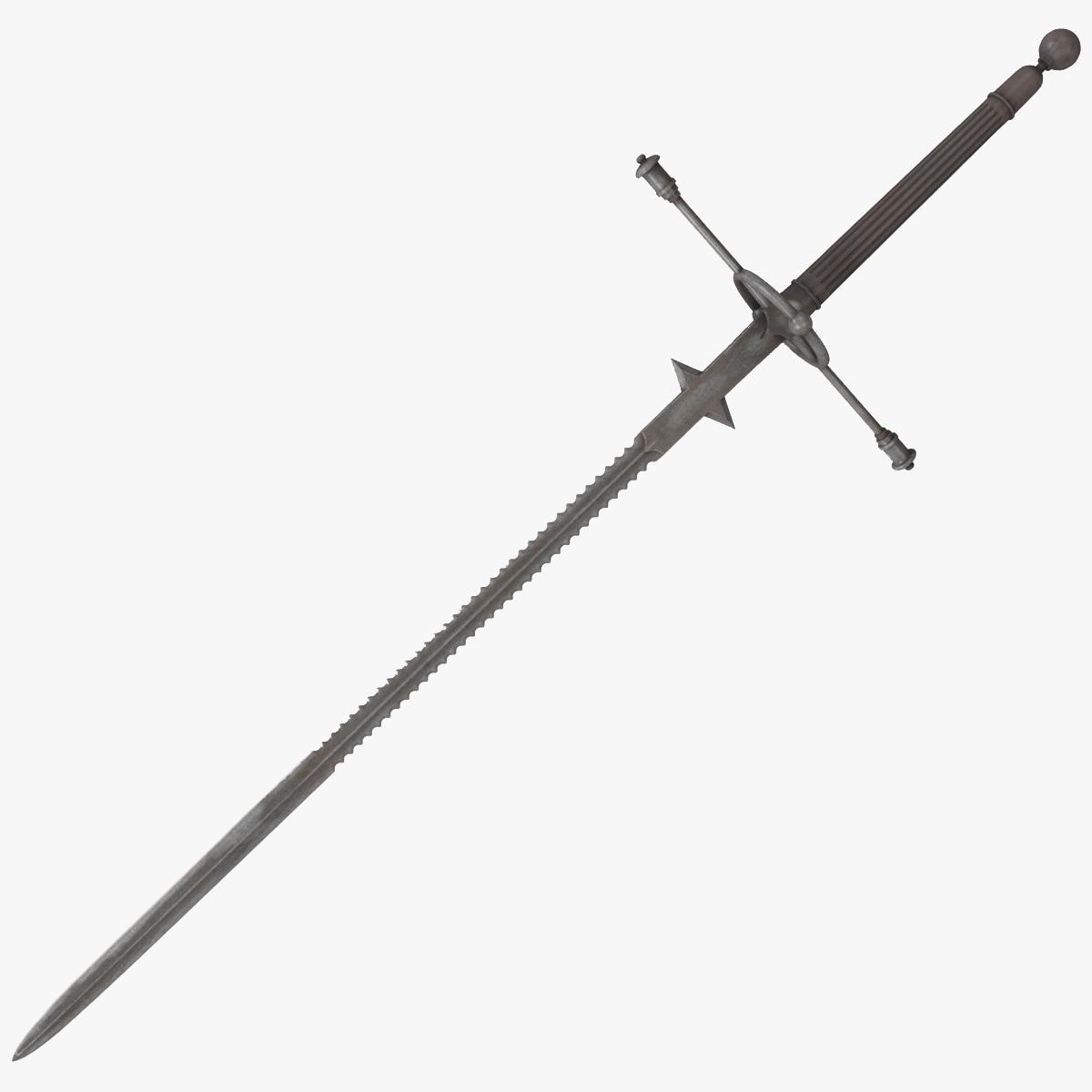 max zweihander sword Zweihander