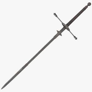 max zweihander sword