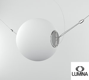 lumina perla light 3d model