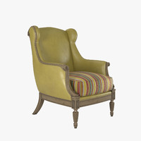 Ezio Bellotti Platinum Art5573 armchair