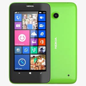 dxf nokia lumia 630 bright
