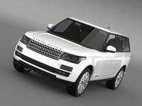 max range rover supercharged l405