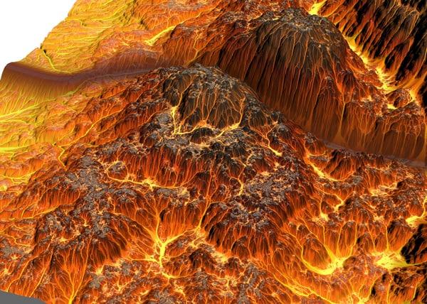 free max model inferno terrain