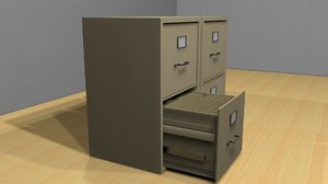 3ds file cabinet