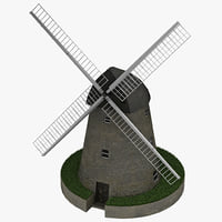 windmill wind lwo