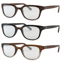 3d model eyeglasses glasses frames