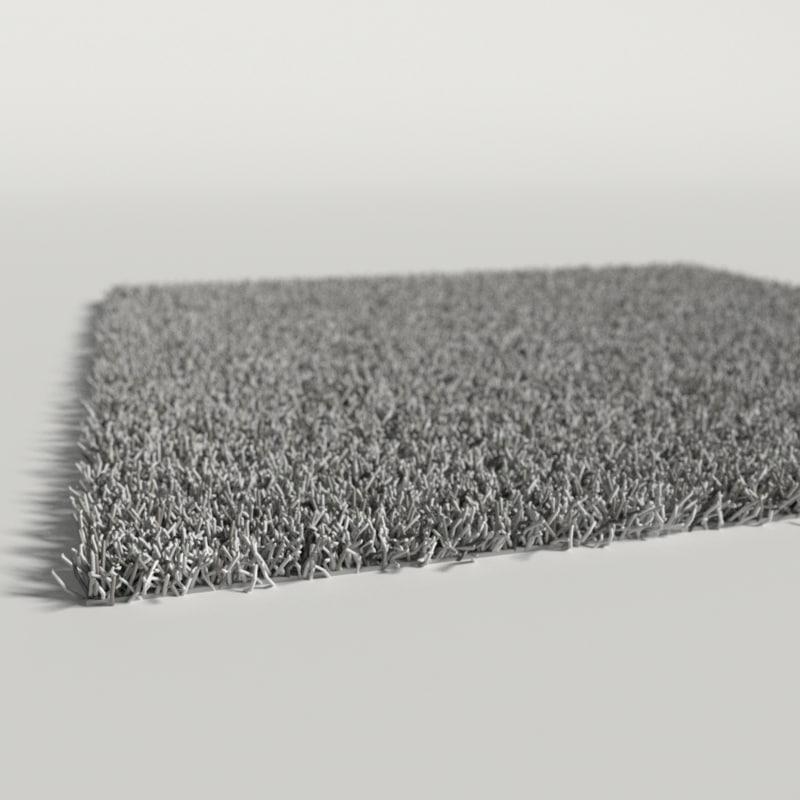 grey carpet blend