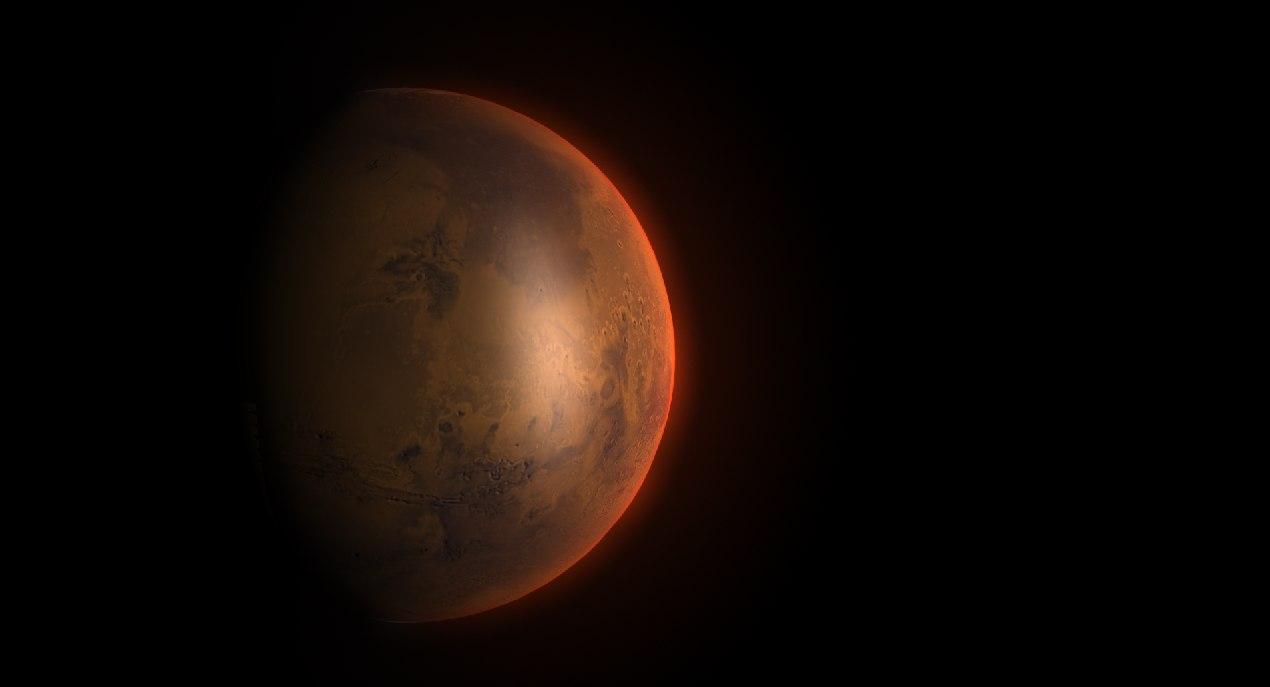 ma mars planet
