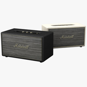 3d compact marshall stanmore speaker