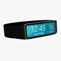 samsung galaxy gear fit d model
