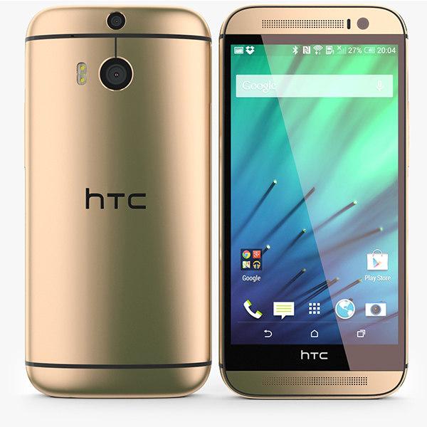 3d model htc m8