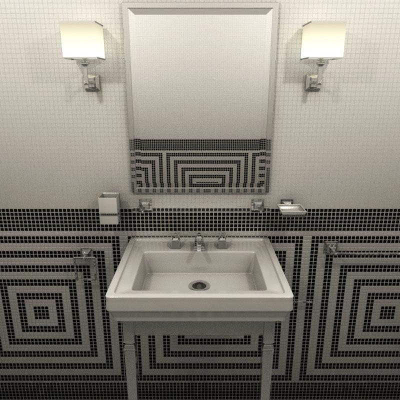 max set bathroom fixtures