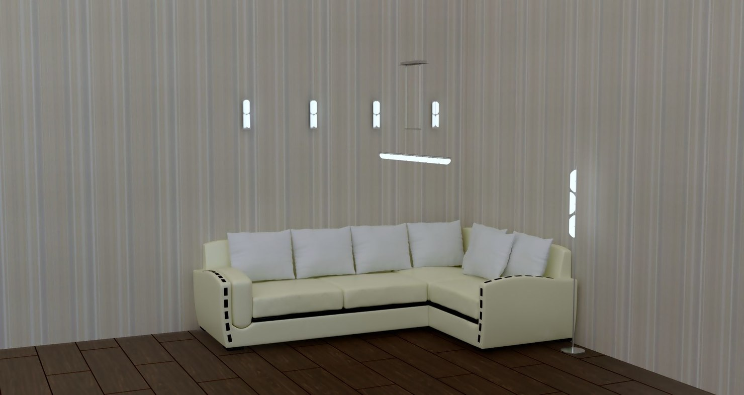 lighting 3d model