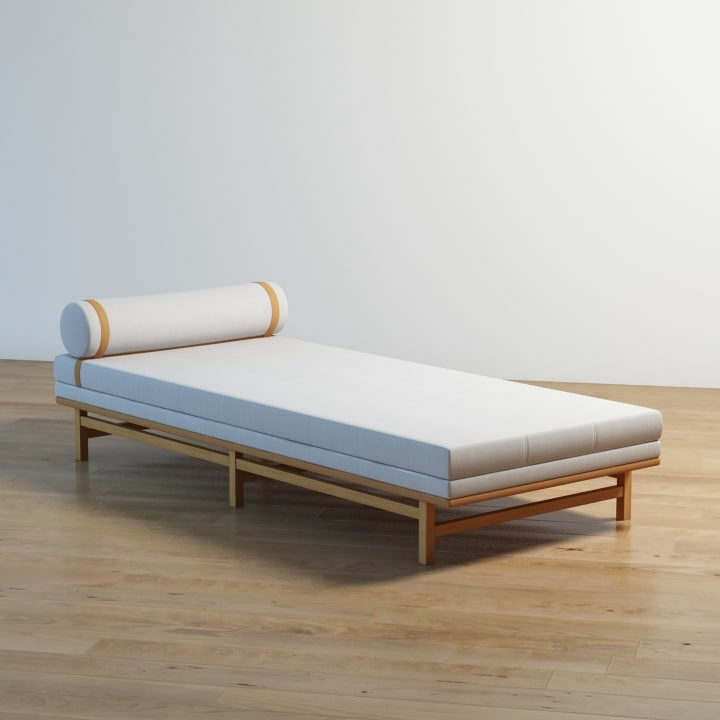 daybed sofa 3d max