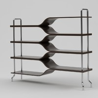 max diapason bookcase shelves