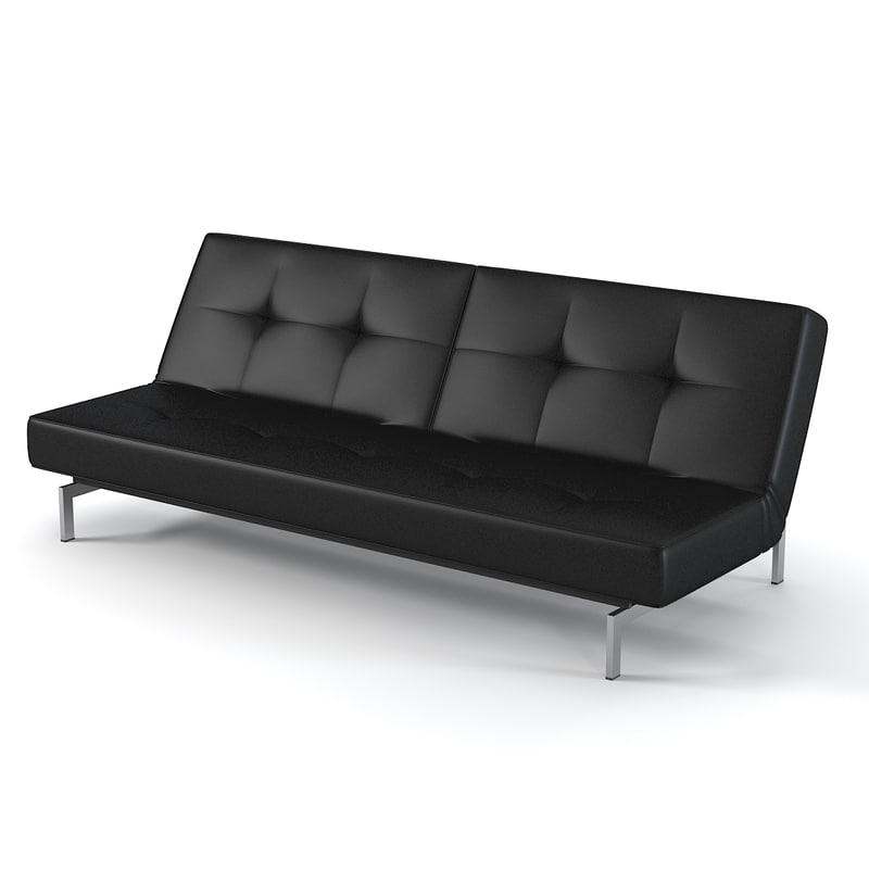 3d model innovation splitback sofa. Black Bedroom Furniture Sets. Home Design Ideas