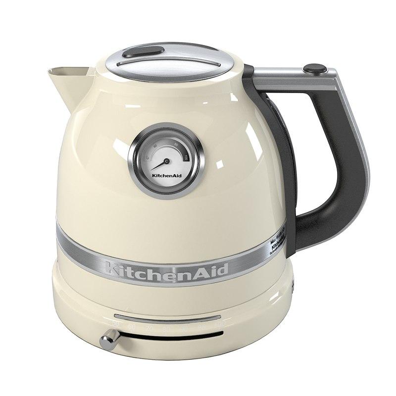 3d model artisan kettle
