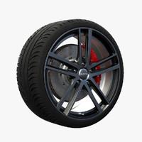 3d nitro sprint wheel