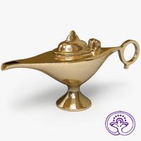 Aladdin Lamp A