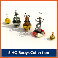 Ocean Buoys Pack