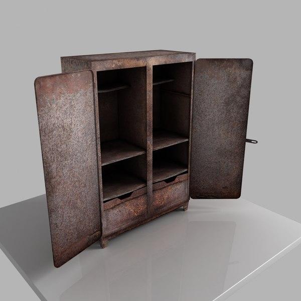 max wardrobe rust rusty
