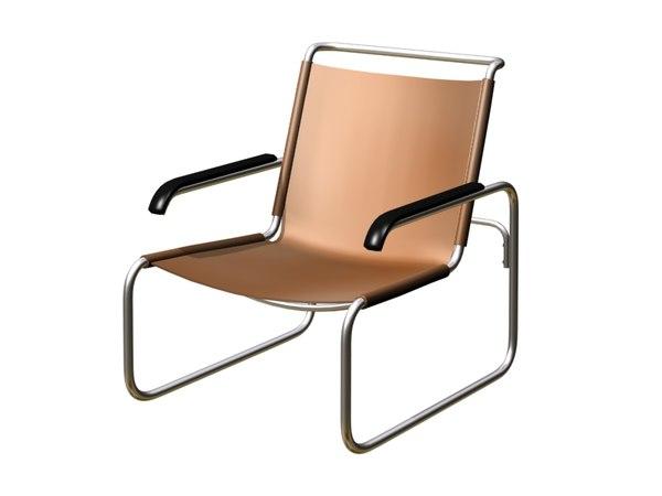 maya b35 lounge chair