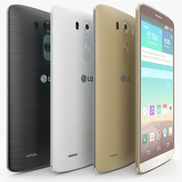 LG G3 All Colors