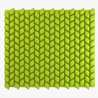 3d Surface - Tressia Wall Tiles