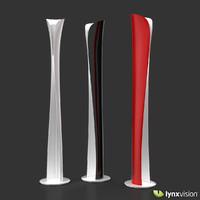Cadmo Floor Lamps - Artemide