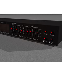 Graphic Equalizer: AudioSource 10 Band EQ for Stereo